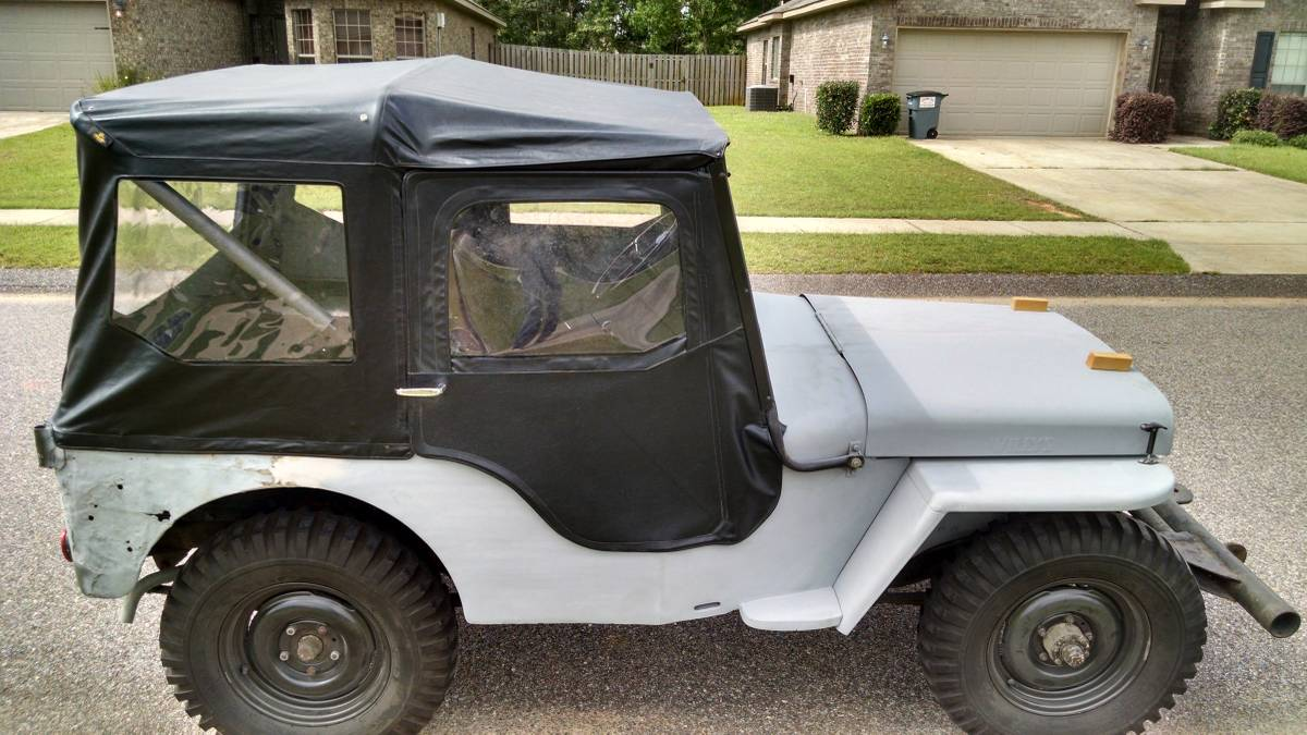 Madison : 1946 willys jeep for sale craigslist