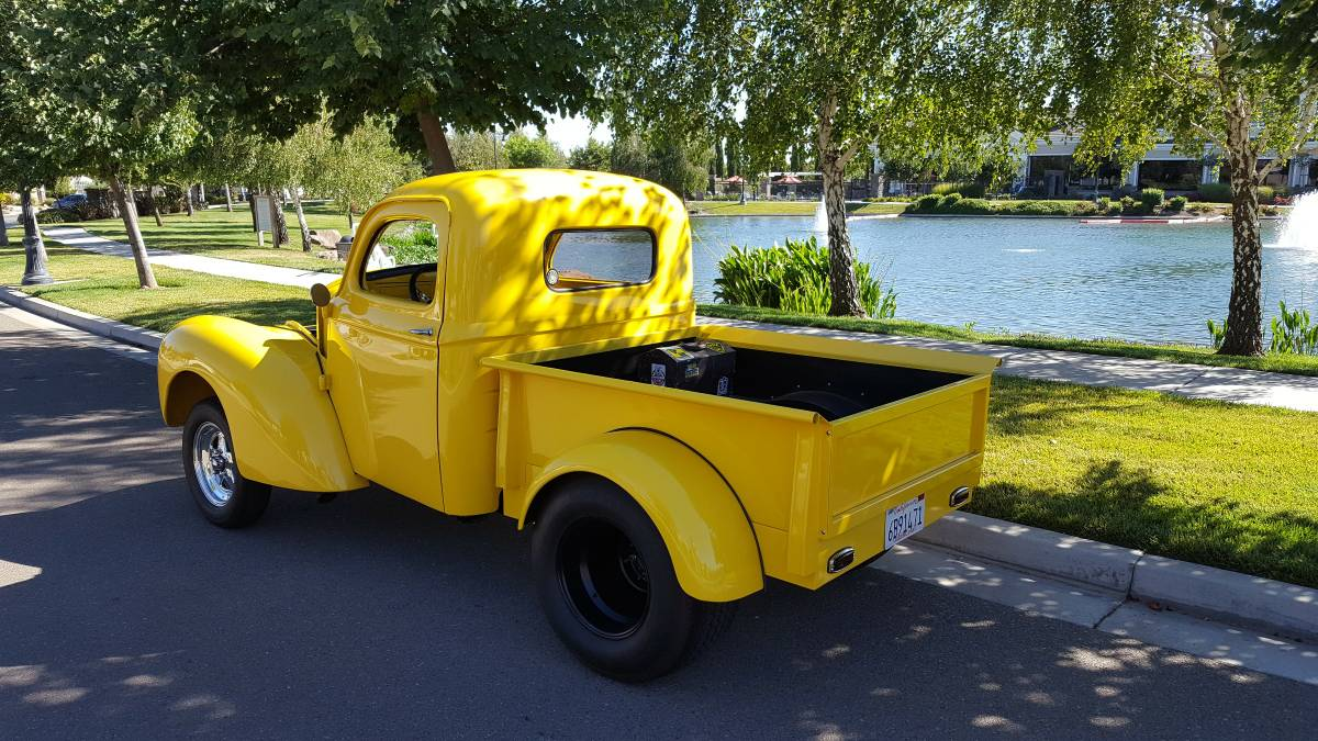 1941 Restored Willys Pickup Truck For Sale in Manteca, CA ...