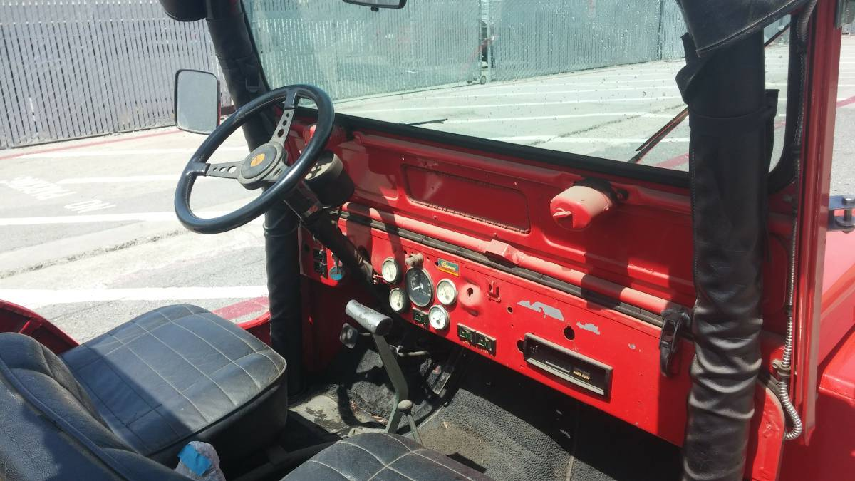 1946 Willys CJ2A Jeep For Sale in Downtown San Jose, CA ...