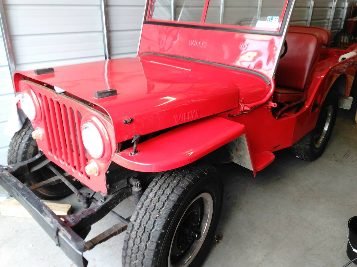 1946 Willys CJ2A Jeep For Sale in Harrisburg, PA - $6,500