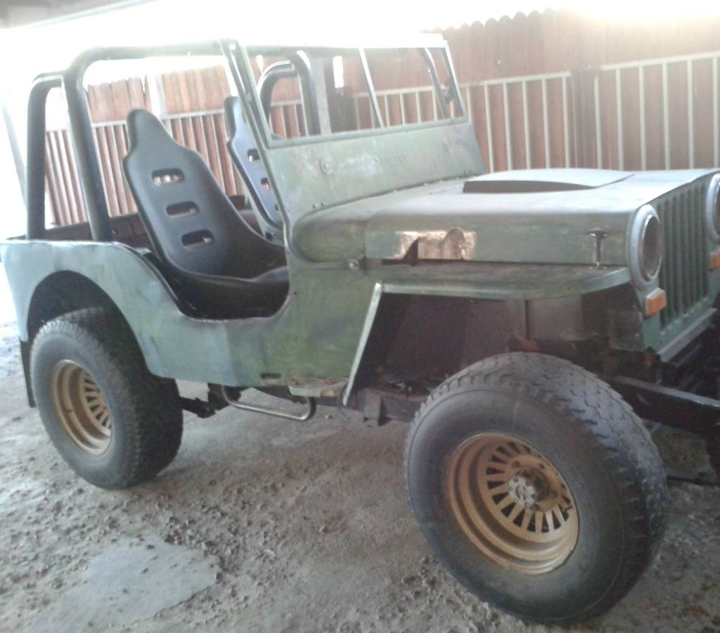 1947 Willys CJ2A For Sale In Camelback Mountain, AZ