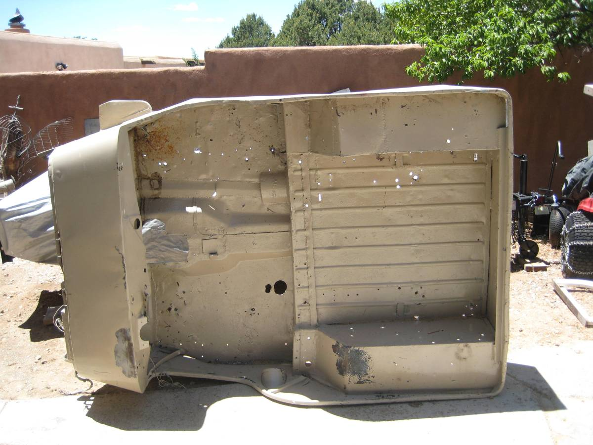 1947 Willys Jeep CJ2A Parts For Sale in Santa Fe, NM