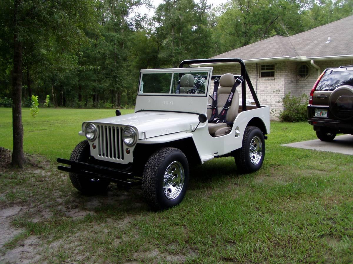 Sorrento Fl on Willys Jeep Cj2a For Sale