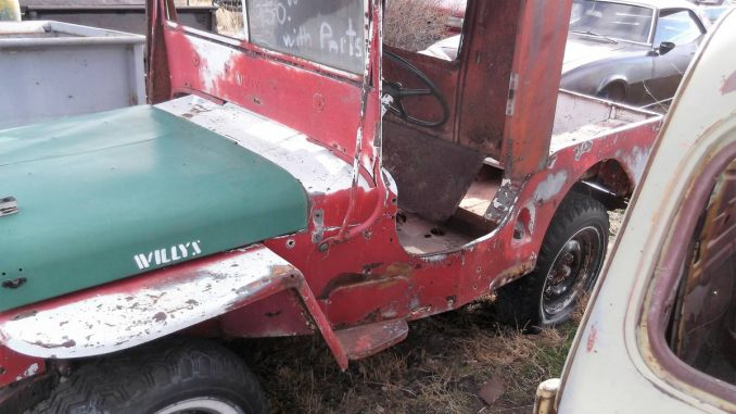 By Photo Congress || Willys Pickup For Sale Craigslist Montana