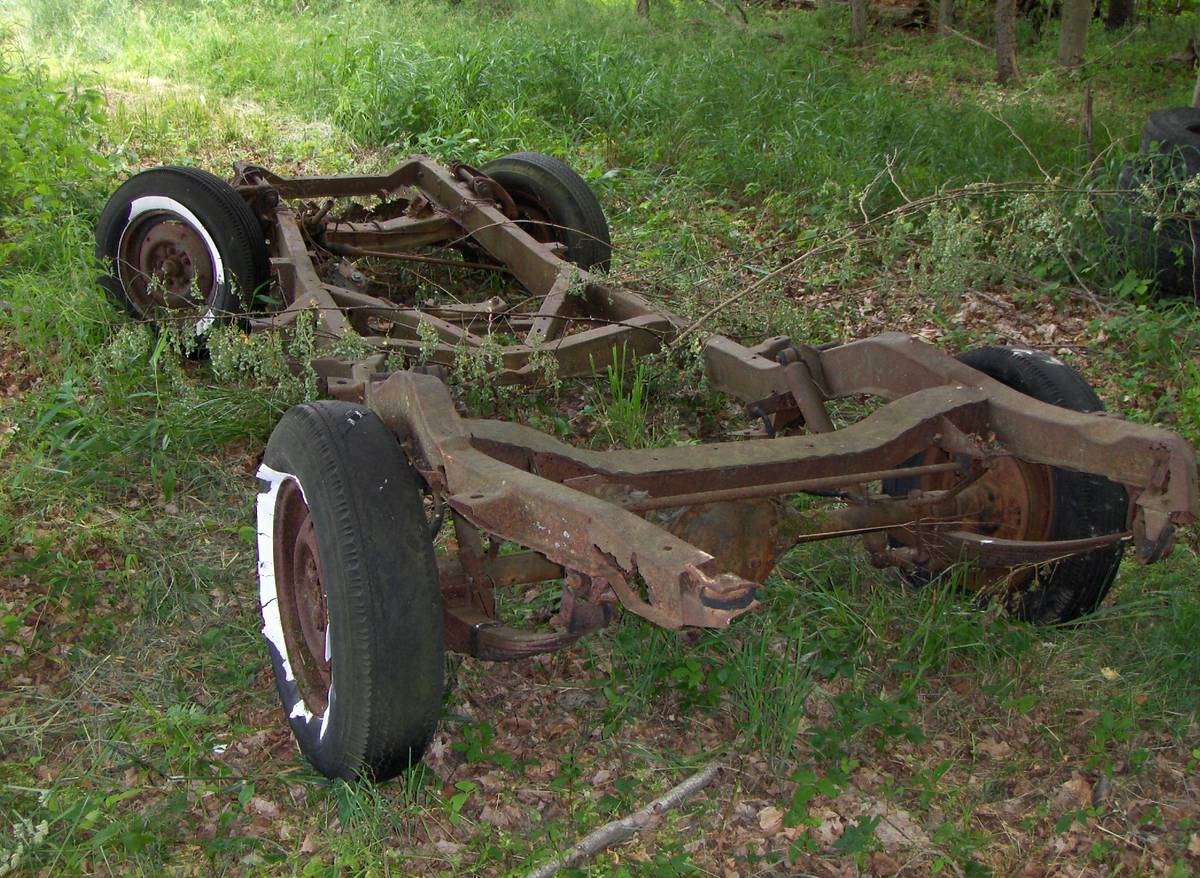 1948 Willys Wagon Frame For Sale In Thornville Oh 150