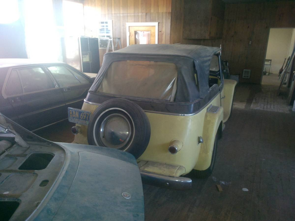 1949 Willys Jeepster Convertible For Sale In Eugene, OR