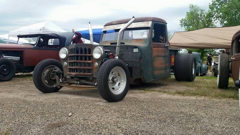 1950 Willys Two Door Truck For Sale in Austin, TX - $12500