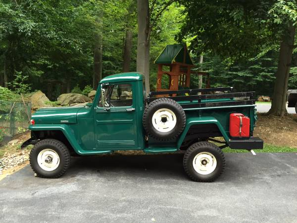 Craigslist Houston Tx Gmc Parts For Pinterest: 1950 Willys Two Door Pickup For Sale In Elverson, PA