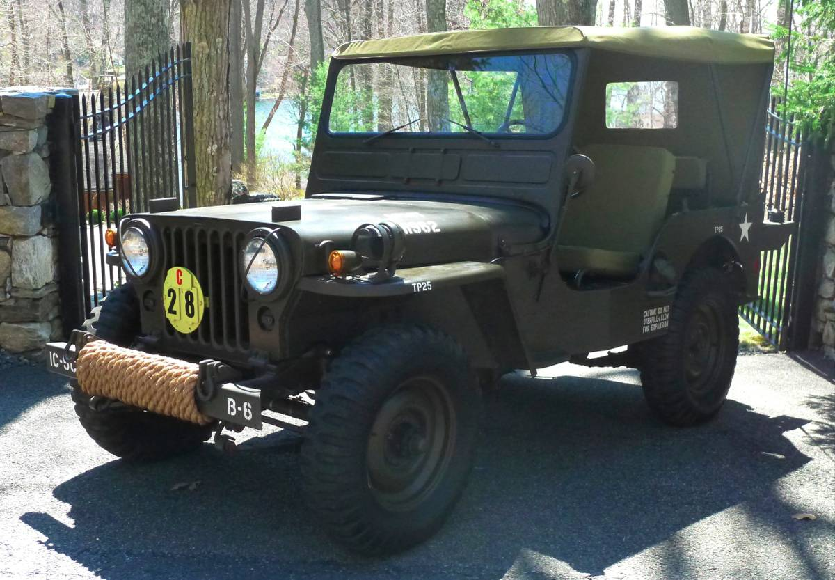 1950 Willys M38 Military For Sale in Putnam County, NY ...