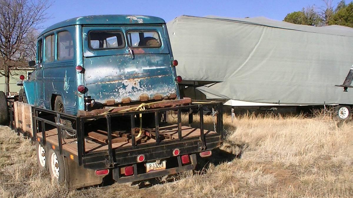 Craigslist Missoula Mt >> 1952 Willys Two Door Wagon For Sale in Flagstaff, AZ - $1,875