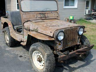 Classic Car Restoration Orange County Ny