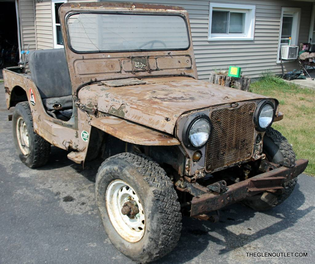 1952 Willys M38 Project Jeep For Sale In Norfolk, VA