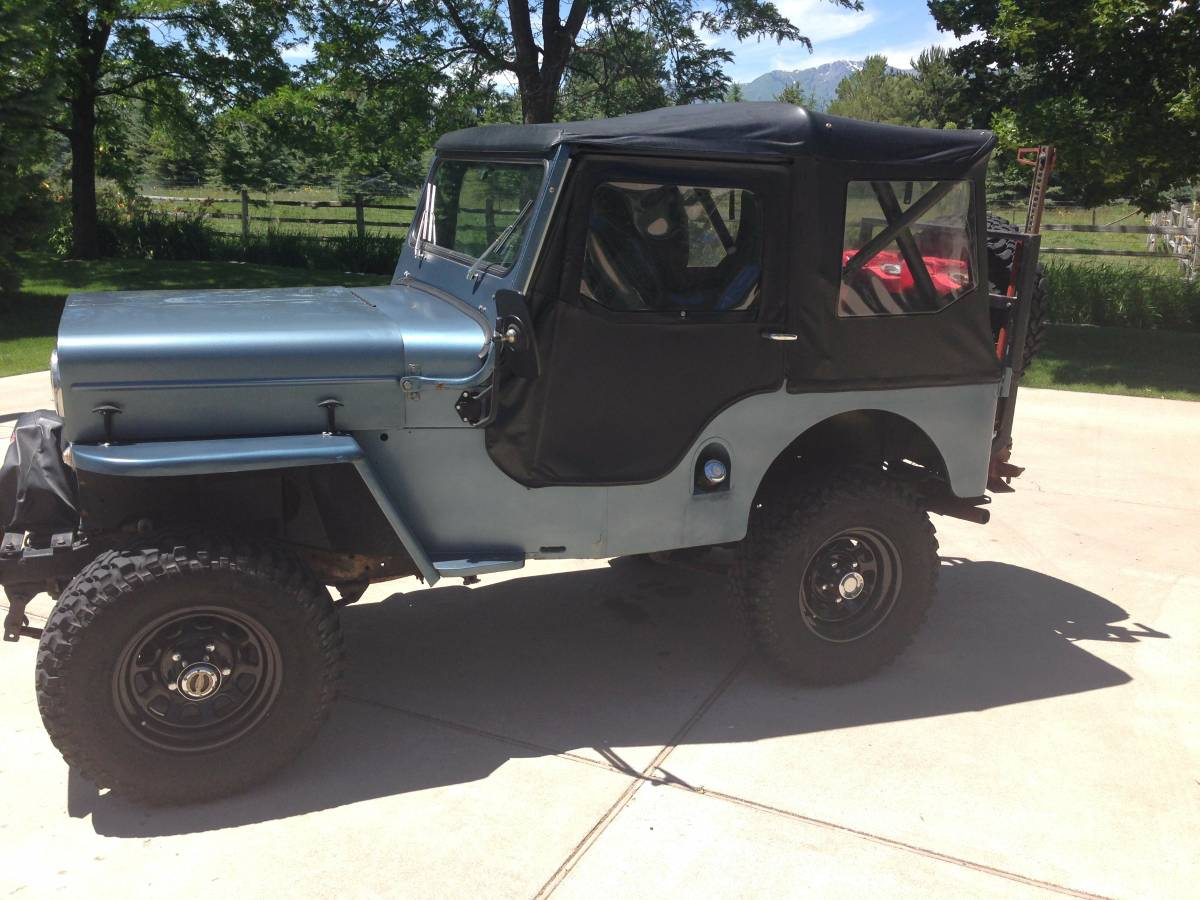 CJ3B Willys For Sale: North America Classifieds Ads
