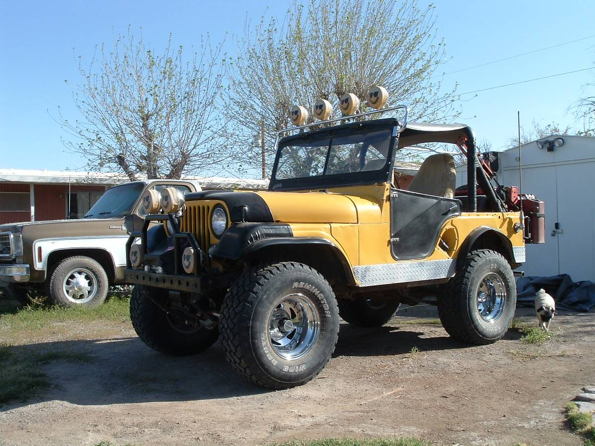 Craigslist Mohave County Az >> Willys Jeep For Sale In Mohave Co North America Classifieds Ads