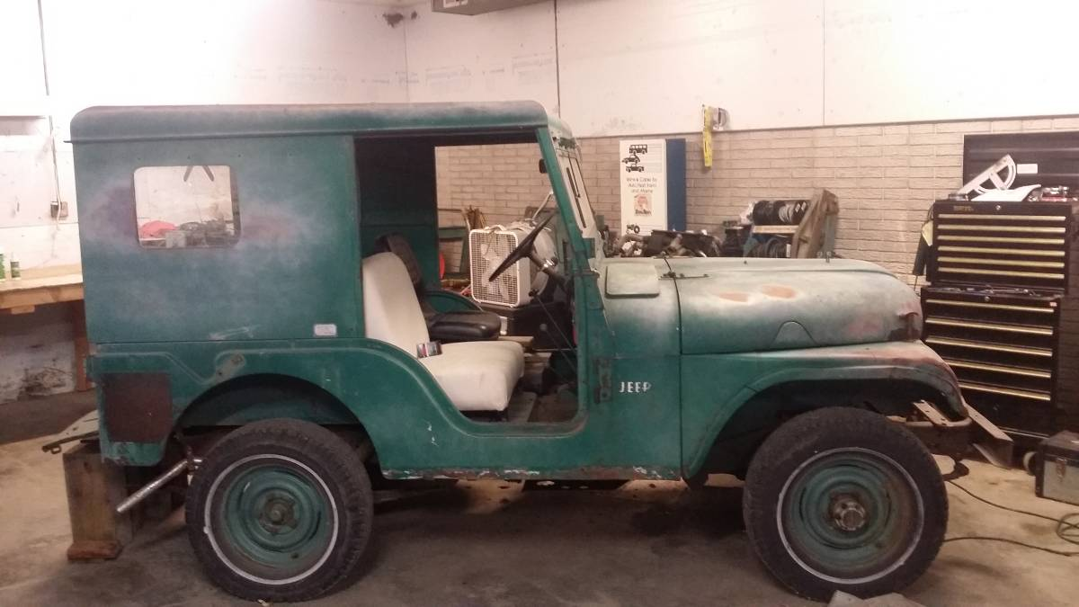 1957 willys cj5 offroad jeep for sale in lincoln ne 3 000. Black Bedroom Furniture Sets. Home Design Ideas