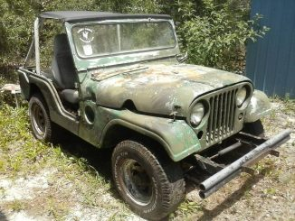 Willys Jeep For Sale in Okaloosa CO: North America ...