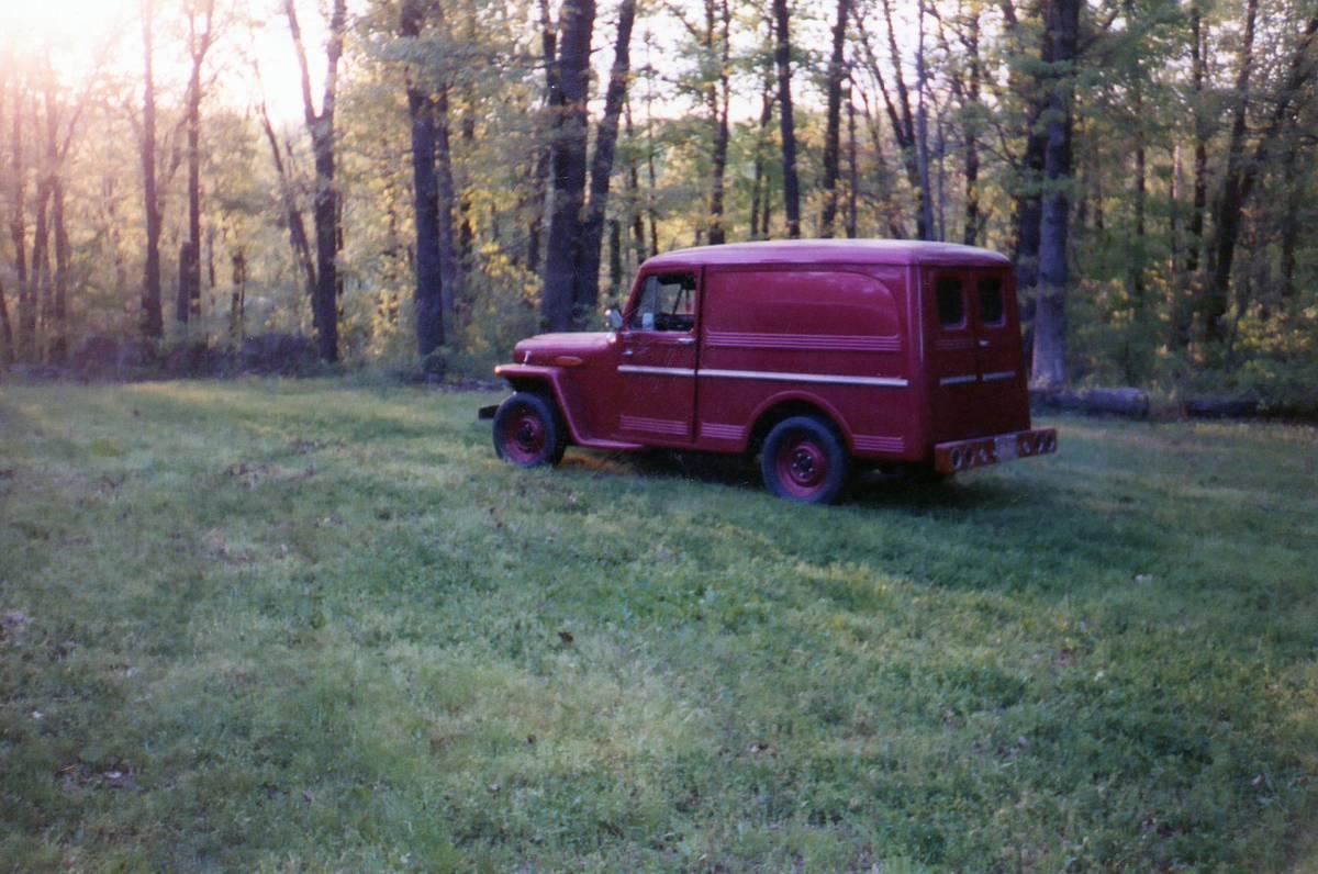 1961 Willys Two Door Wagon For Sale in Joplin, MO - $14,000