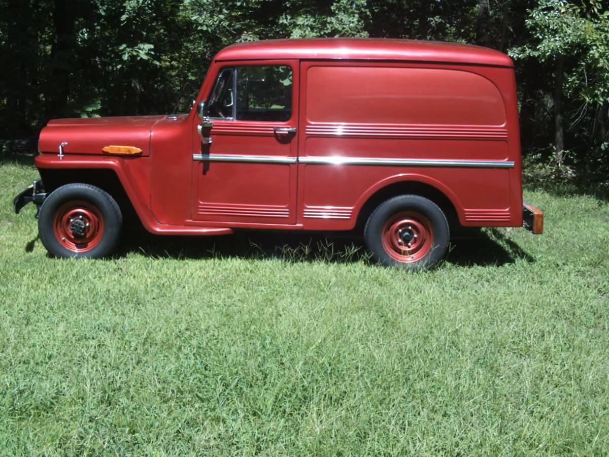 6 Door Truck For Sale Craigslist >> 1961 Willys Two Door Wagon For Sale in Joplin, MO - $14,000