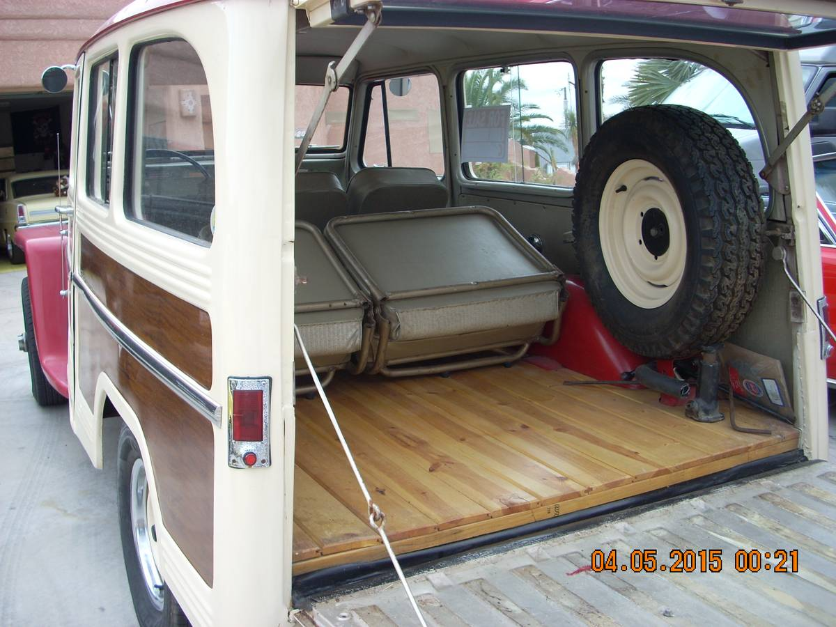 Craigslist Mohave County Az >> 1962 Willys 4x4 Wagon For Sale in Lake Havasu City, AZ ...