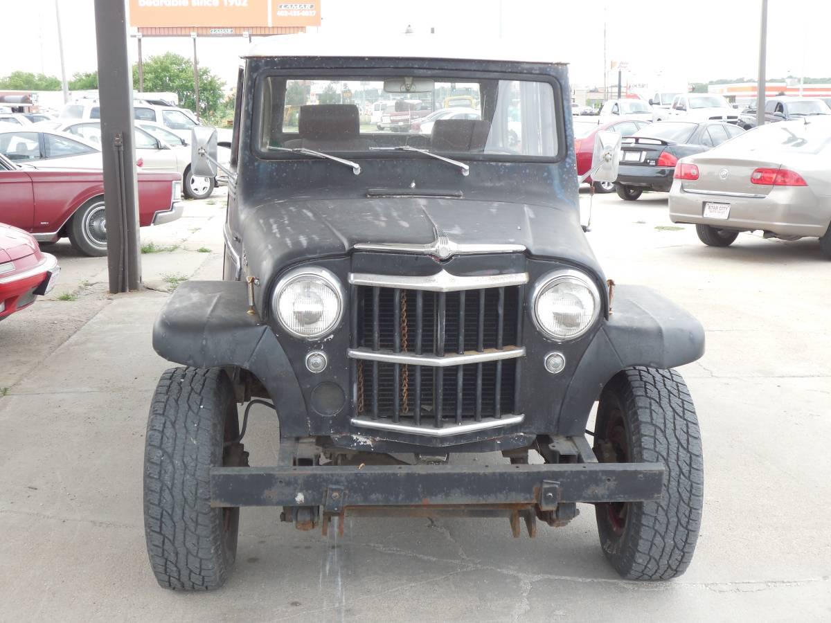 1962 Willys Overland Sport Wagon For Sale in Lincoln, NE ...