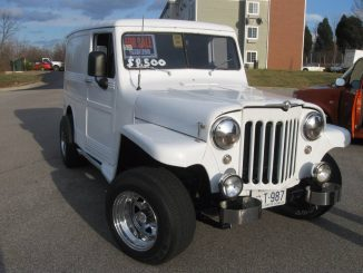 Willys Jeep For Sale in Kentucky: North America ...