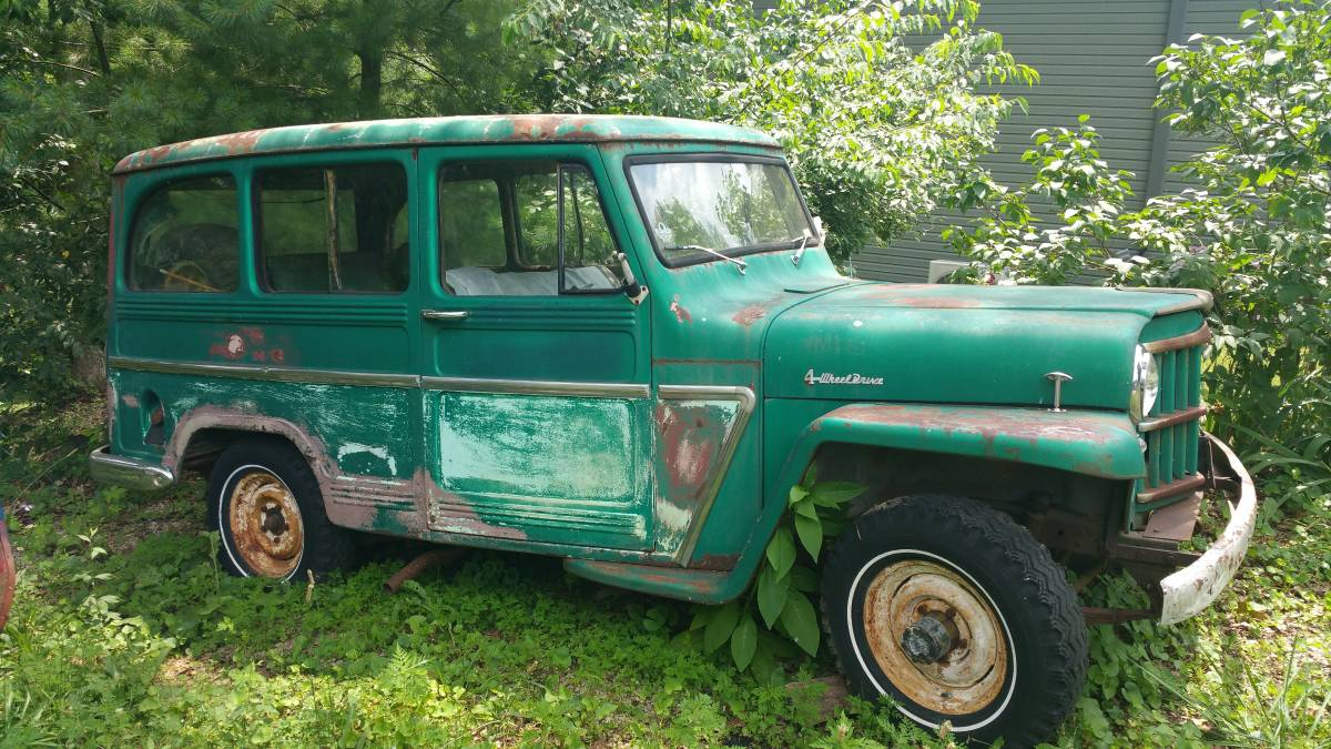 1963 Willys Two Door Wagon For Sale in Perryville, MO