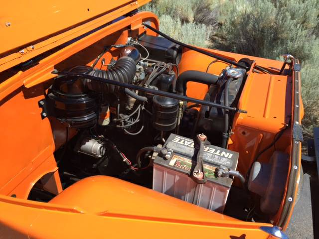1963 Willys Restored Cj5 Jeep For Sale In Reno Nv 8 900