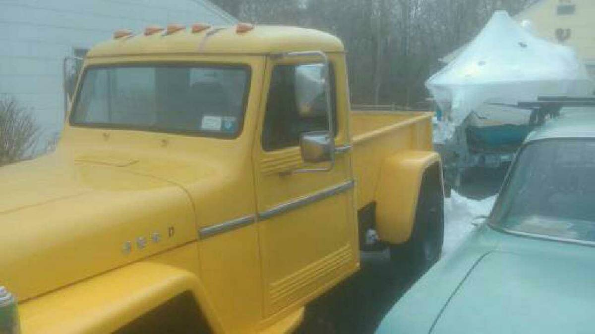1964 Willys Two Door Pickup For Sale In New Hyde Park, NY