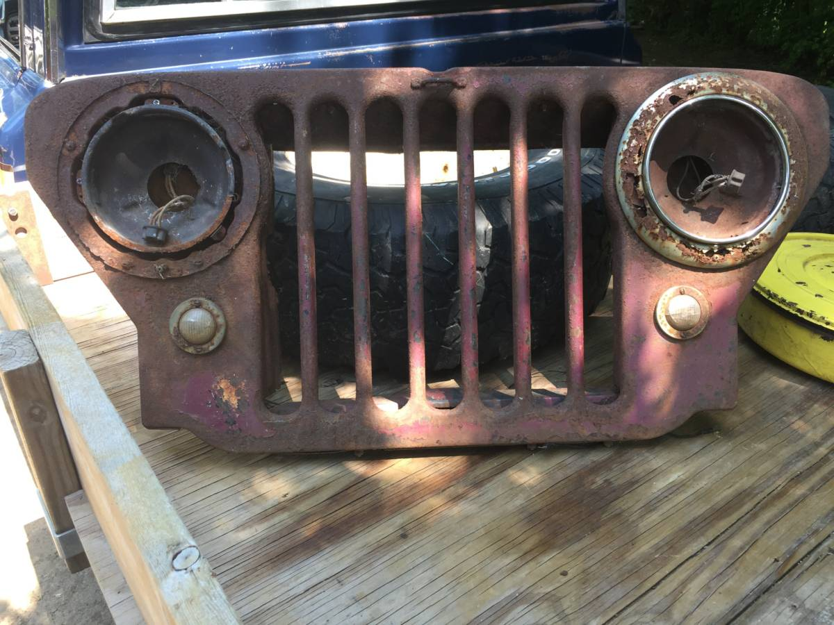 American Auto Parts >> Willys Jeep CJ2A Grill For Sale in Nashville, TN - $100