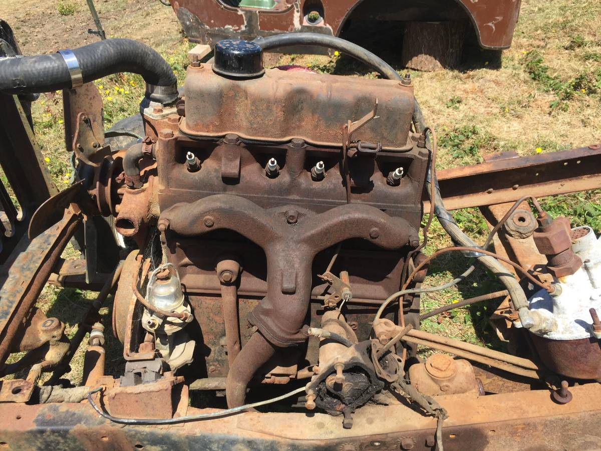 Jeep Willys For Sale >> Willys CJ3B F-Head Engine For Sale in Humboldt County, CA ...