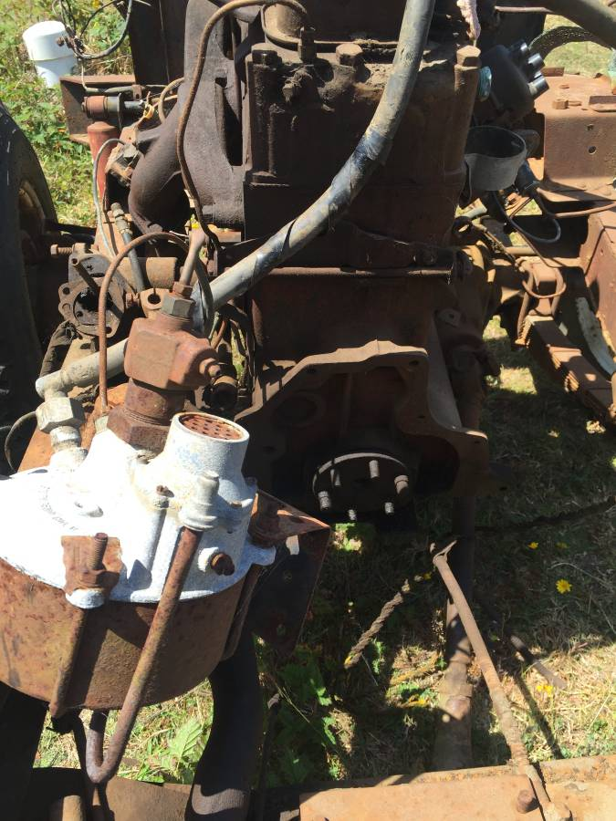 Craigslist In Boise >> Willys CJ3B F-Head Engine For Sale in Humboldt County, CA ...