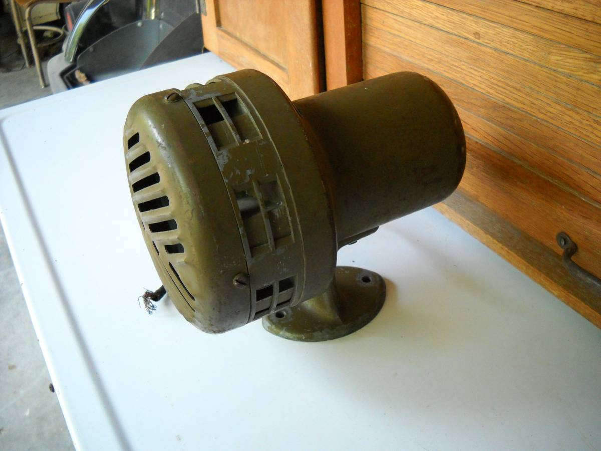 Willys Jeep Army Siren For Sale in Warsaw, MO - $200