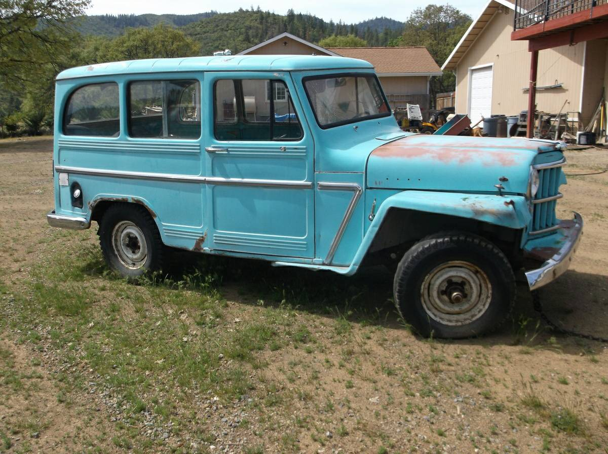 Willys Jeep For Sale in California: North America
