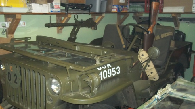 Restored 1943 Willys Mb Jeep For Sale In North Central Wi 12500