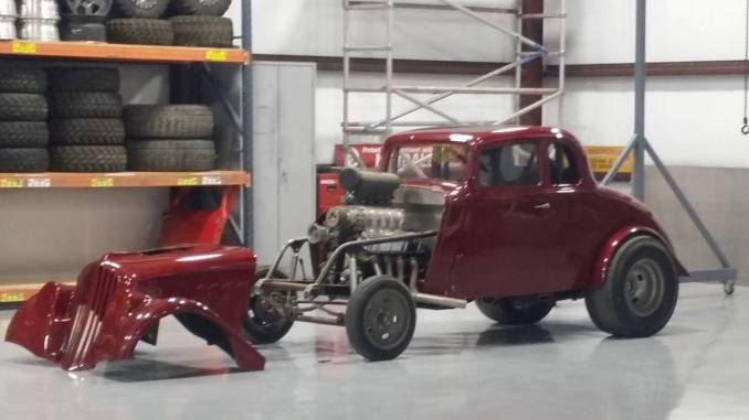 Craiglist Phoenix Az >> 1933 Willys Gasser Coupe Steel Project Car For Sale in ...