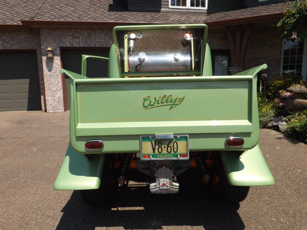 1934 Willys Street Rod Pickup For Sale in Tigard, OR - $61,900