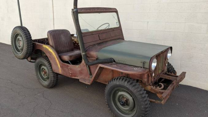 Willys Jeep For Sale in Arizona: North America Classifieds Ads