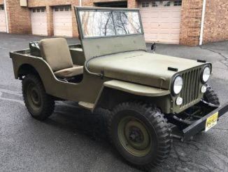 CJ2A Willys For Sale: North America Classifieds Ads