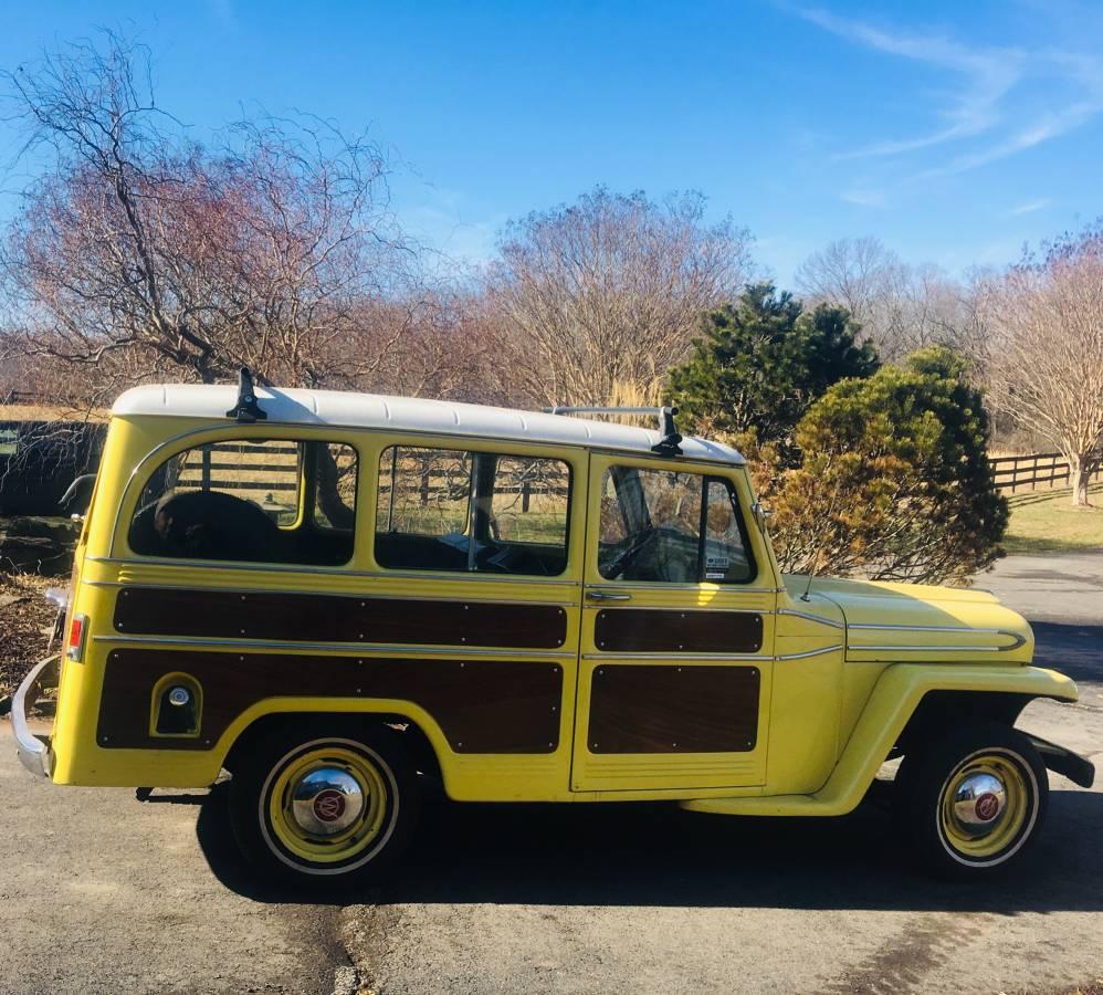 1950 Willys Classic EC For Sale in Haymarket, VA - $13,000