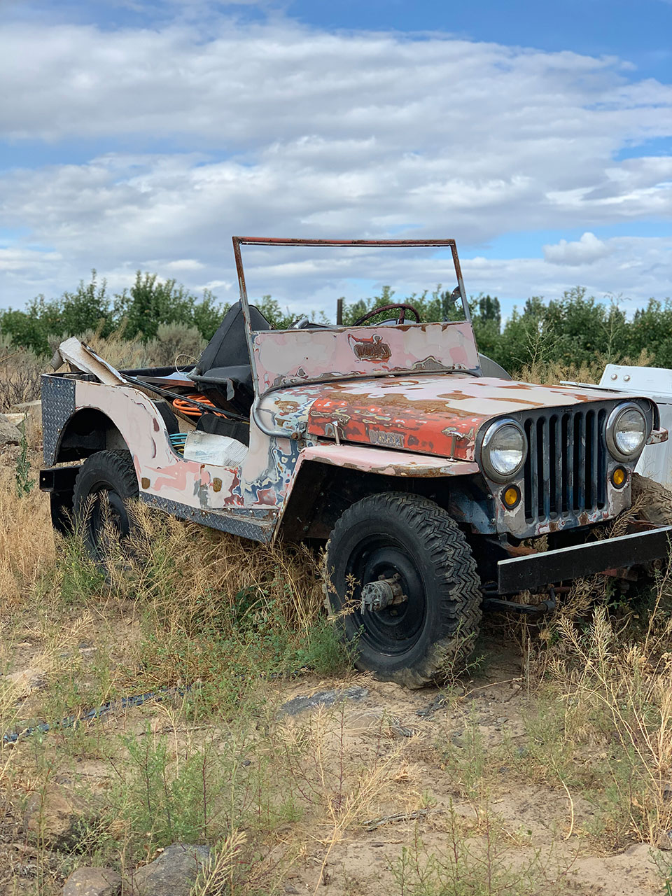 Willys Jeeps For Sale >> 1940 Jeep Willys Project For Sale in Cowiche, WA