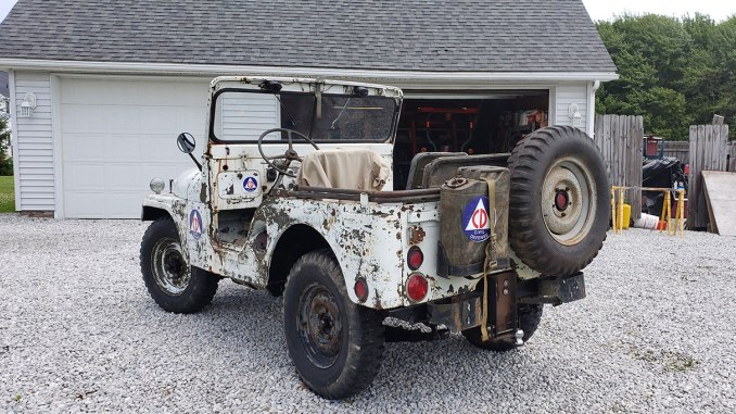 1954 Huntsburg OH