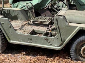 M151A2 Washington NC