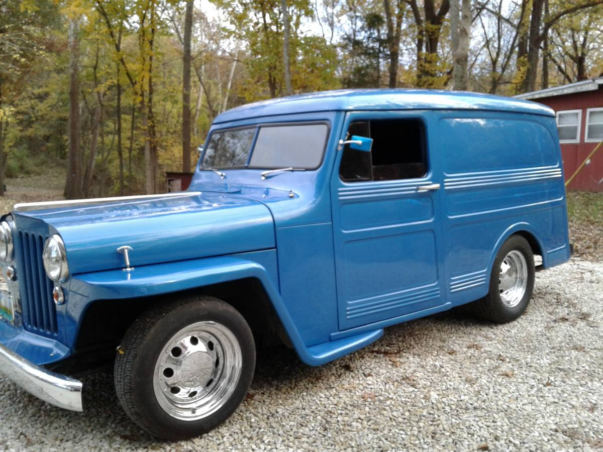 1948 Willys Station Wagon For Sale in Jefferson City, MO ...