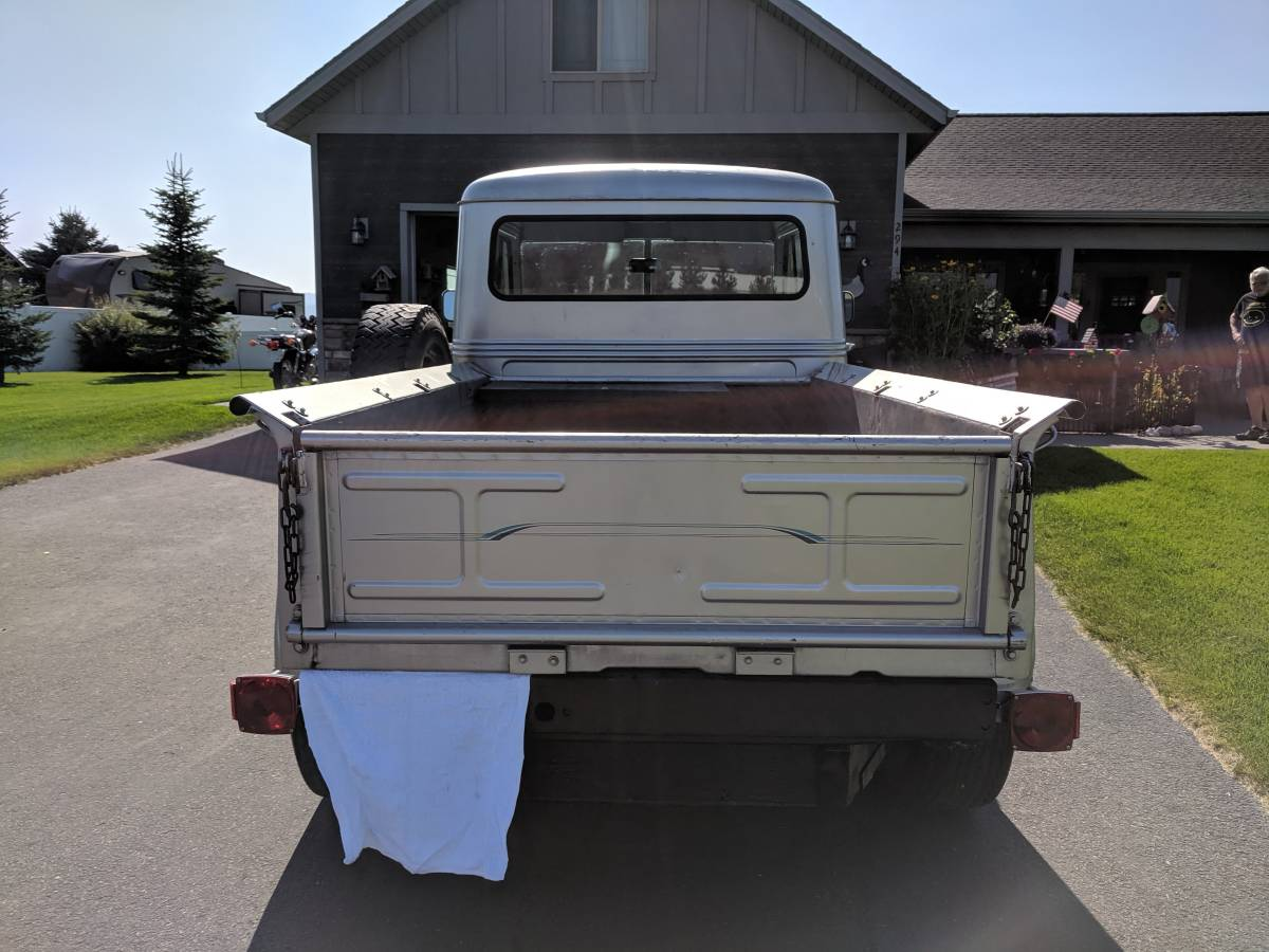 1959 Willys Pickup Truck For Sale in Kalispell, MT - $7,000.