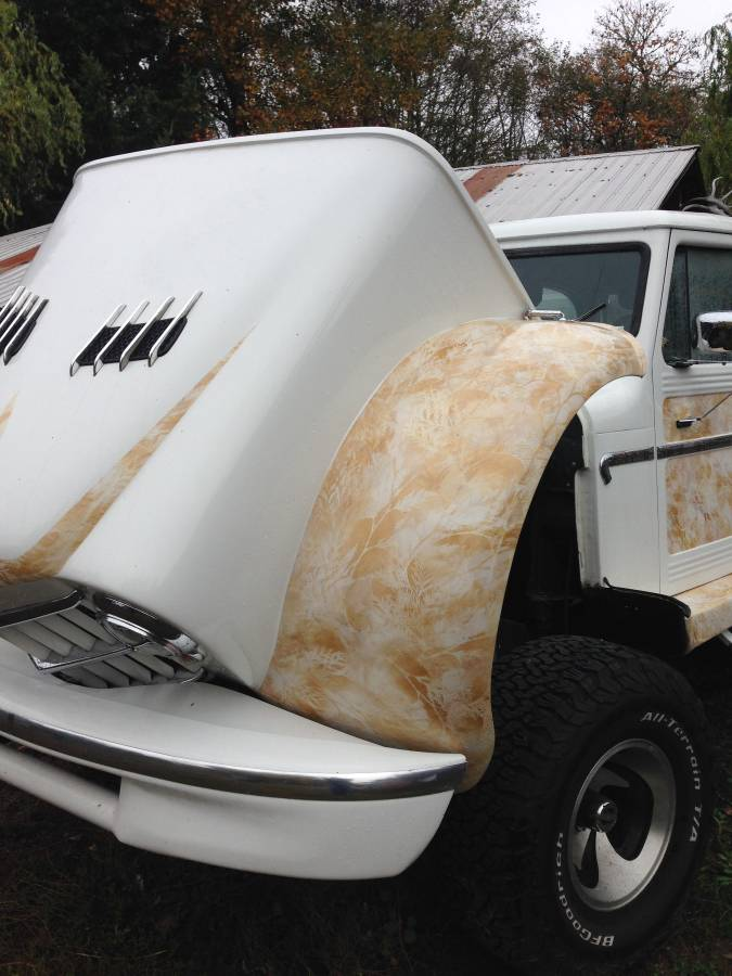 1963 Willys Station Wagon 350 Auto For Sale in Hillsboro ...