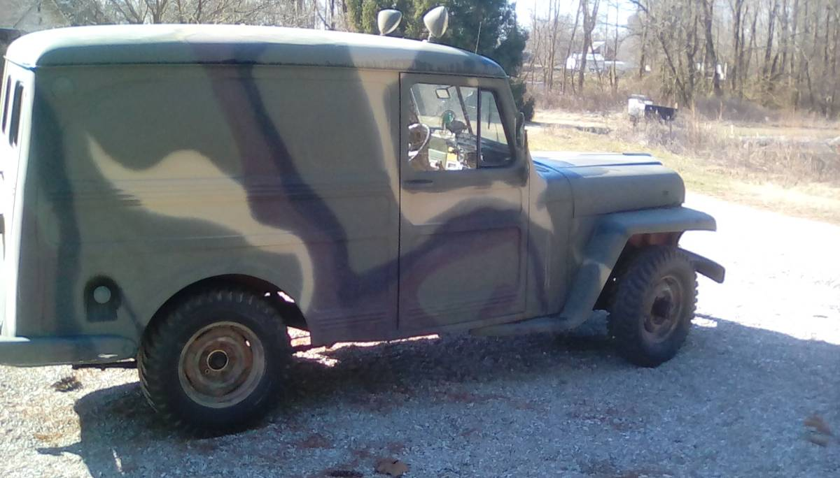 Craigslist Missoula Mt >> 1958 Willys Station Wagon L226 3-Speed For Sale in Seymour ...