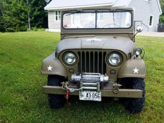 1952 brownfield me