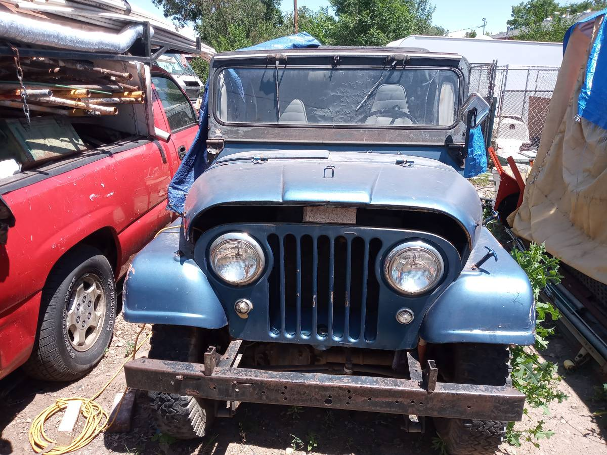 1958 Willys Jeep CJ3 For Sale in Indianapolis, IN - $3,500