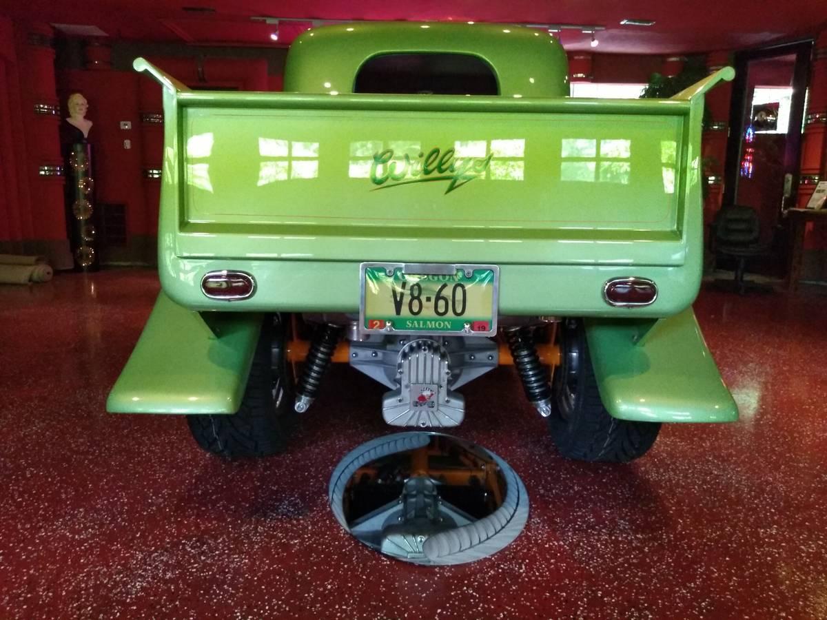 1934 Willys Pickup Truck Street Rod For Sale in Marysville ...