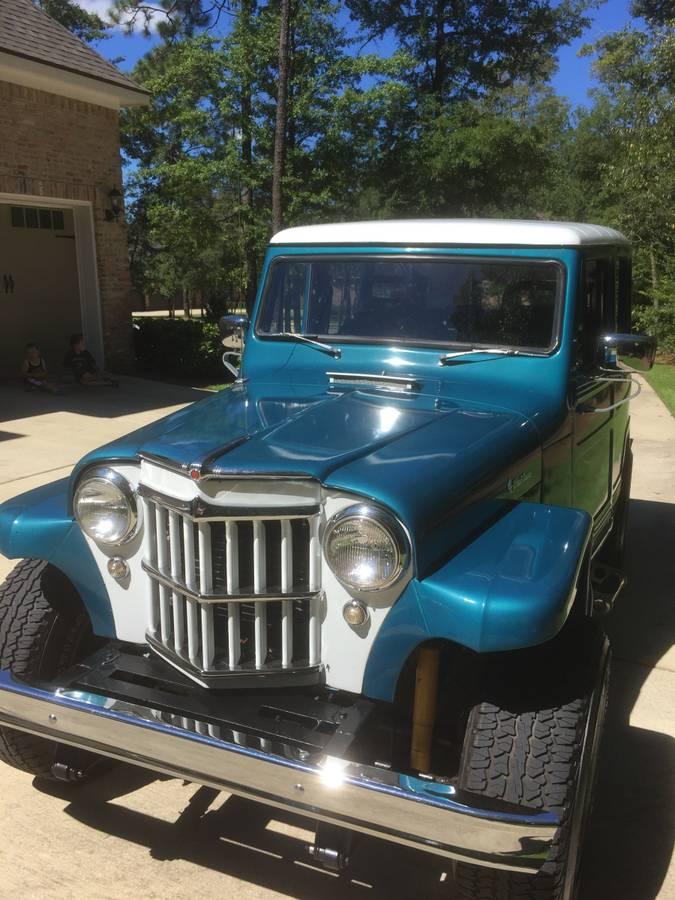 1964 Willys Wagon For Sale in Jonesboro, AR - $21,900